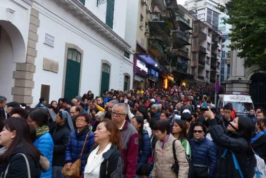 Macau 6a.Feira Santa Procissao Senhor Morto 19