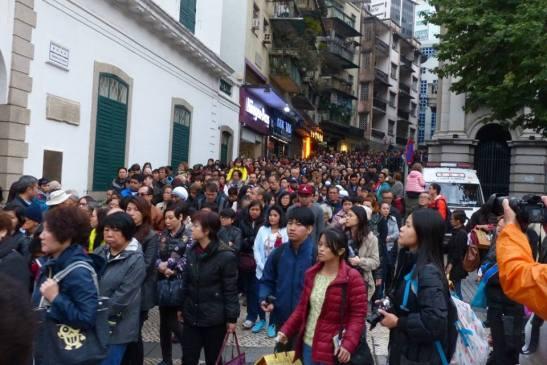 Macau 6a.Feira Santa Procissao Senhor Morto 20