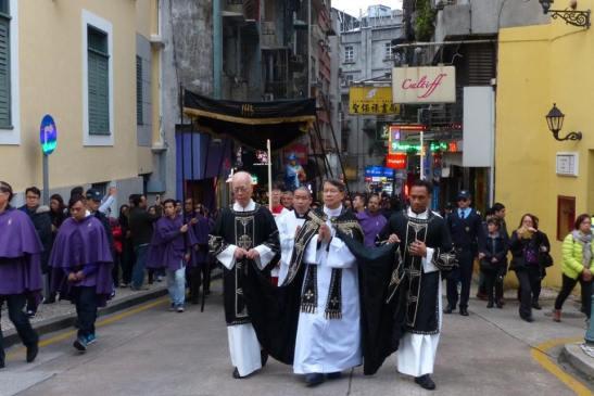 Macau 6a.Feira Santa Procissao Senhor Morto 22
