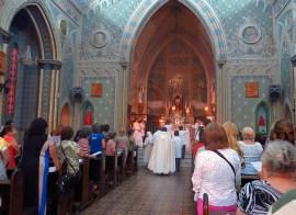 Pascoa 2016 Igreja Divino Espirito Santo 5a.F Santa 02