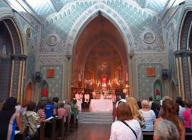 Pascoa 2016 Igreja Divino Espirito Santo 5a.F Santa 03