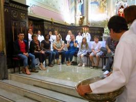 Pascoa 2016 Igreja Divino Espirito Santo 5a.F Santa 05