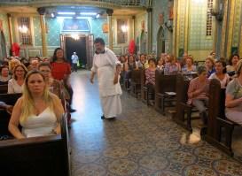 Pascoa 2016 Igreja Divino Espirito Santo 5a.F Santa 06