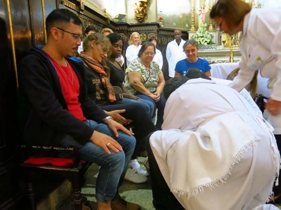 Pascoa 2016 Igreja Divino Espirito Santo 5a.F Santa 08