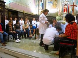Pascoa 2016 Igreja Divino Espirito Santo 5a.F Santa 11