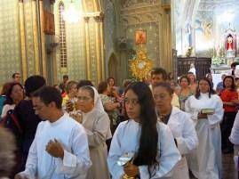 Pascoa 2016 Igreja Divino Espirito Santo 5a.F Santa 16