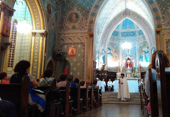 Pascoa Quinta Feira Santa Paroquia Divino Espirito Santo (01)