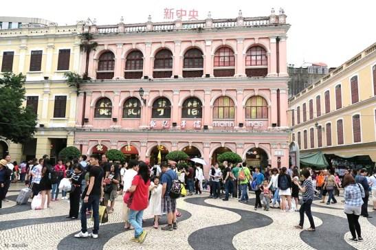 13 Macau - Mannings=Rest. Long Kei