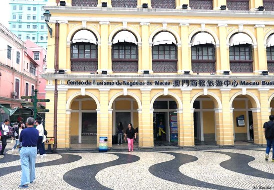 14 Macau - Turismo DST