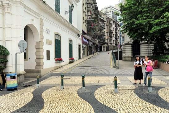 28 Macau - Trav. Roquete