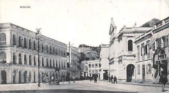3 Macau passado LS ca. 1910