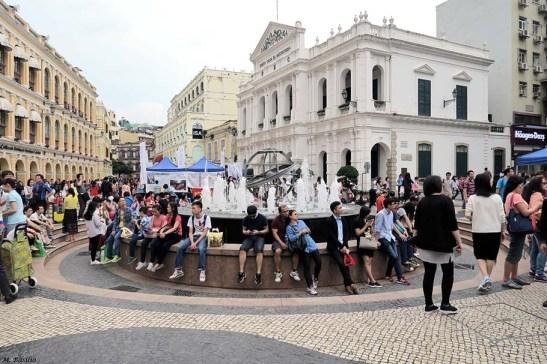 31 Macau - Local de ajuntamento de visitantes