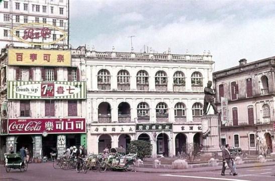 7 Macau passado - LS ca. 1960