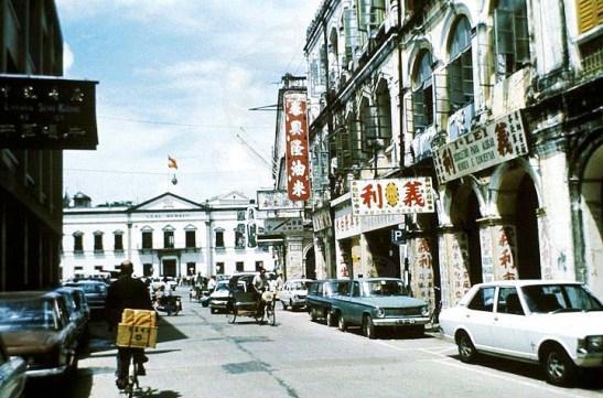 8 Macau passado - LS ca. 1966