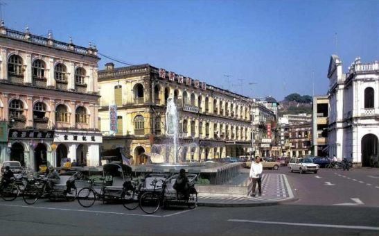 9 Macau passado - LS ca. 1973