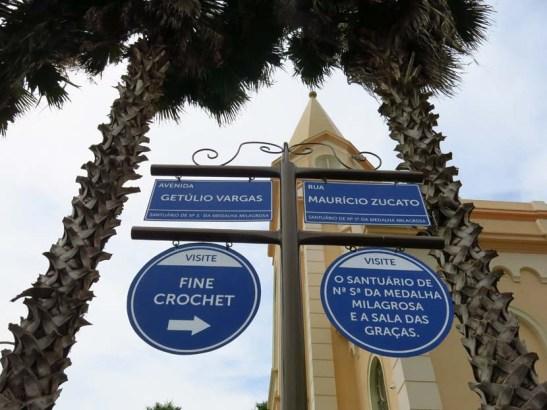 Monte Sião, em Minas Gerais e a Igreja Nossa Senhora da Medalha Milagrosa