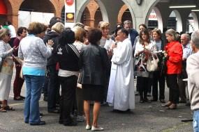 Santuario N.Sra.Fatima em Sao Paulo.festa.28