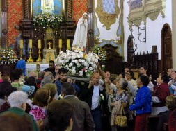 Santuario N.Sra.Fatima em Sao Paulo procissao 10