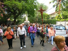 Santuario N.Sra.Fatima em Sao Paulo procissao 14