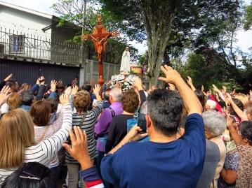 Santuario N.Sra.Fatima em Sao Paulo procissao 17