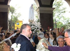 Santuario N.Sra.Fatima em Sao Paulo procissao 25