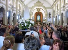Santuario N.Sra.Fatima em Sao Paulo procissao 26