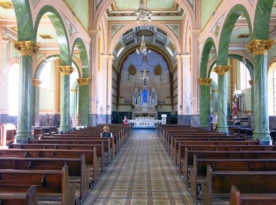 Santuario Nossa Senhora da Medalha Milagrosa de Monte Siao 04