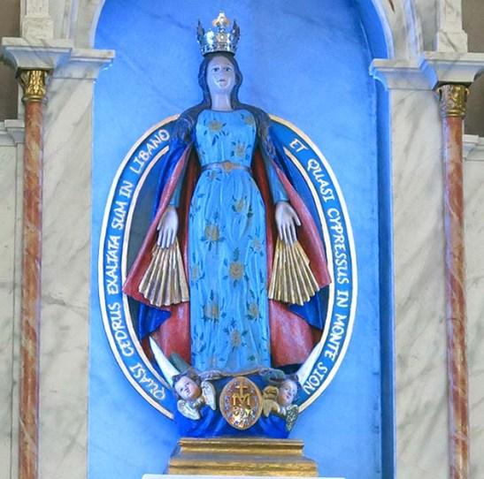 Santuario Nossa Senhora da Medalha Milagrosa de Monte Siao 13
