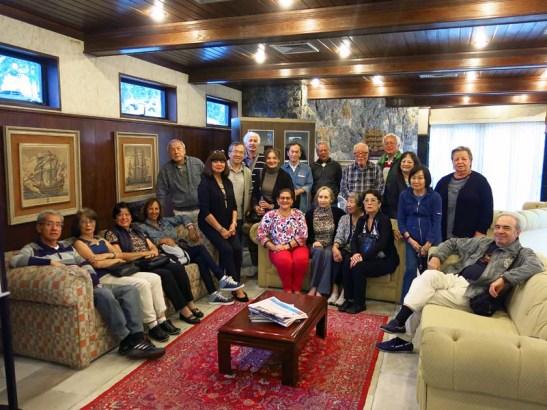 Serra Negra SP 2016 excursao CMSP 11