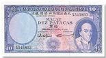 Pataca de Macau de 1963