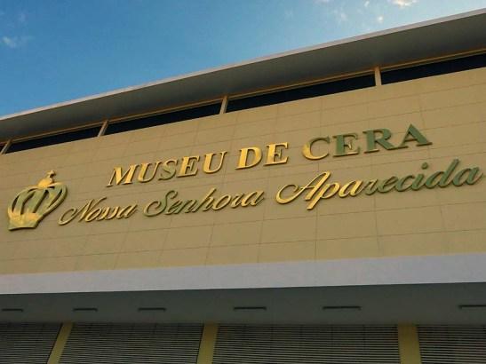 Museu de Cera . Santuario N.S. Aparecida 01