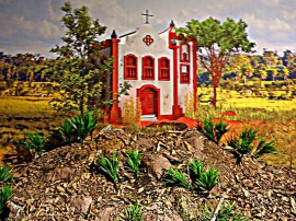 Museu de Cera . Santuario N.S. Aparecida 14b