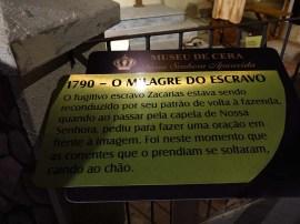 Museu de Cera . Santuario N.S. Aparecida 15a
