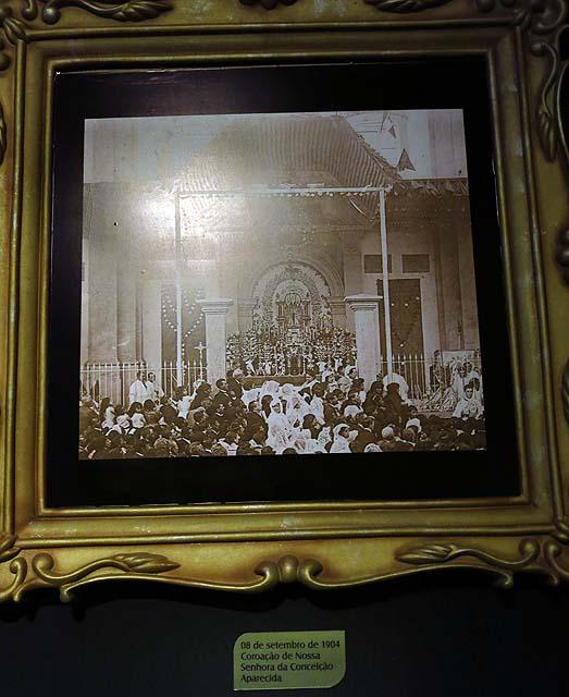 Museu de Cera . Santuario N.S. Aparecida 23