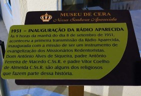 Museu de Cera . Santuario N.S. Aparecida 35a