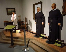 Museu de Cera . Santuario N.S. Aparecida 42b