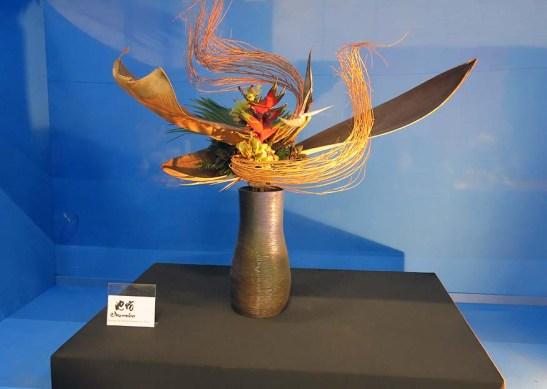 Ikebana arte do Japao 01
