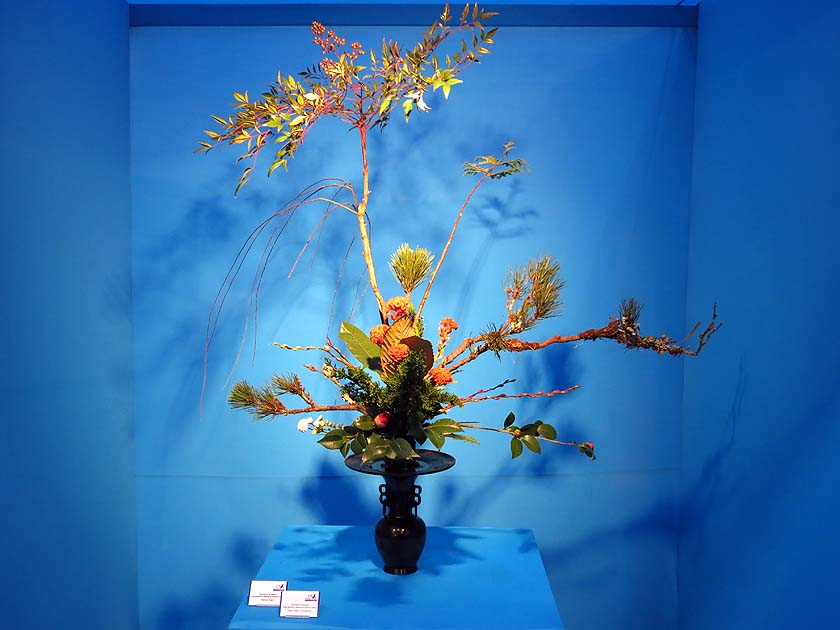 Resultado de imagem para imagens de ikebanas de paz