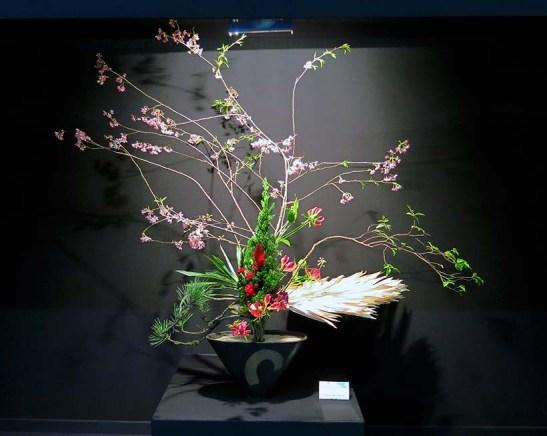 Ikebana arte do Japao 07