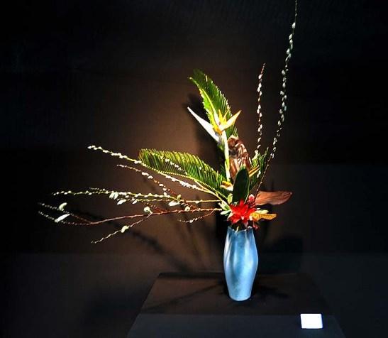 Ikebana arte do Japao 08