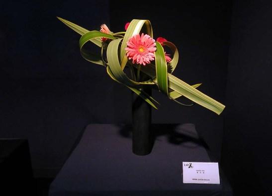 Ikebana arte do Japao 14