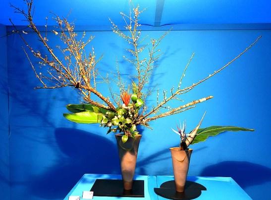 Ikebana arte do Japao 15