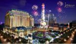 Cassino The Parisian, Macau, perspectiva capturada do vídeo