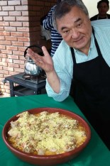 Casa Macau Sao Paulo aula gastronomia Armando Ritchie 31.07.2016