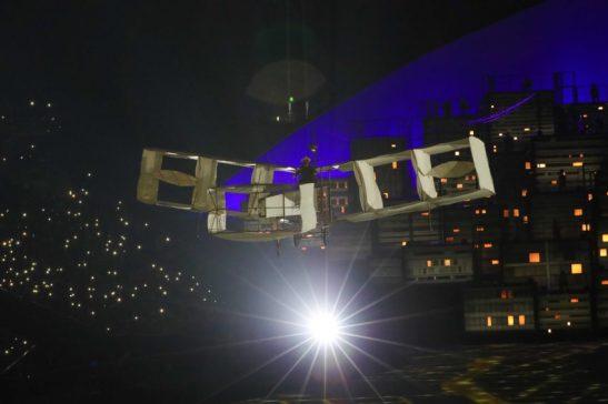 Rio de Janeiro- RJ- Brasil- 05/08/2016- Cerimônia de abertura das Olimpíadas Rio 2016, no estádio do Maracanã. Foto: Ricardo Stuckert/ CBF/Fotos Públicas
