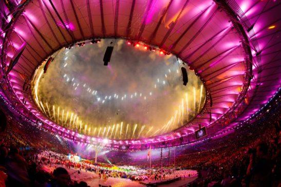Rio de Janeiro - Cerimônia de encerramento dos Jogos Olímpicos Rio 2016, no Maracanã ( Fernando Frazão/Agência Brasil)