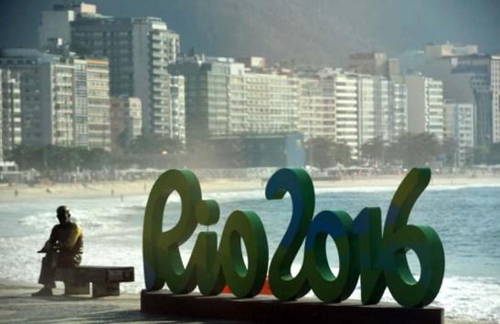 Rio de Janeiro- RJ- Brasil- 06/08/2016- Praia de Copacabana. Foto: Renato Sette Camera/ EOM/ RIotur/Fotos Públicas