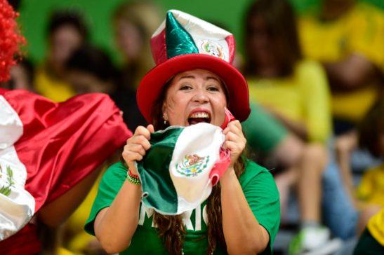 Brasil x México - RIO DE JANEIRO - 07/08/2016 Jogos Olímpicos Rio2016 - Maracanãzinho - Vôlei Masculino - Brasil x México - Brasil - rj - Rio de Janeiro - Maracanãzinho - - www.inovafoto.com.br - id:114096