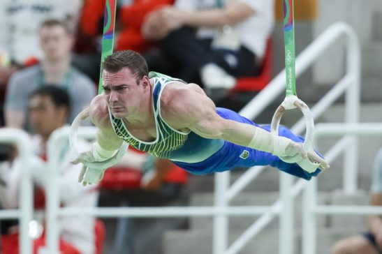 Rio2016 MAG TEAM FINAL | Photo: RicardoBufolin/CBG