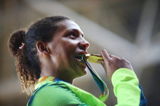 08 de Agosto de 2016 - Rio 2016 -Judô- Rafaela Silva Campeão Olímpica Rio 2016 .Foto: Roberto Castro/ Brasil2016